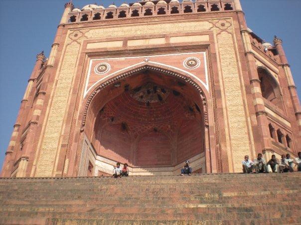 Buland Darwaza, Agra, Bharatpur, Jaipur, India, Travel