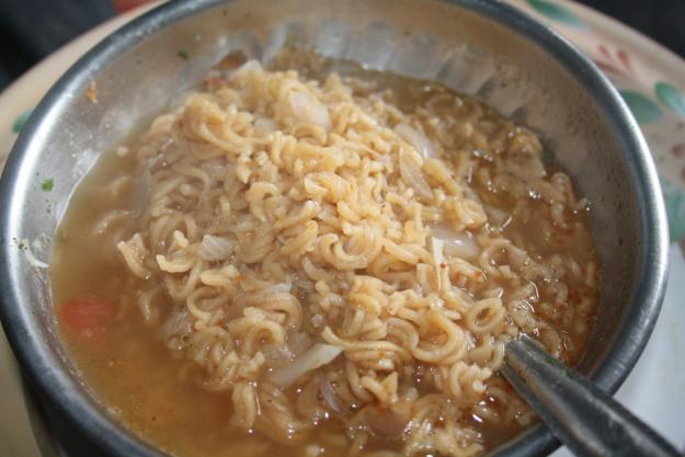 Nepalese Noodles Rum Pum
