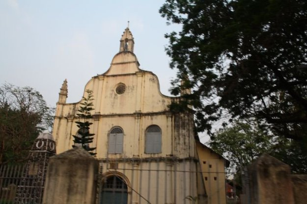 St. Francis Church - Ft. Kochi
