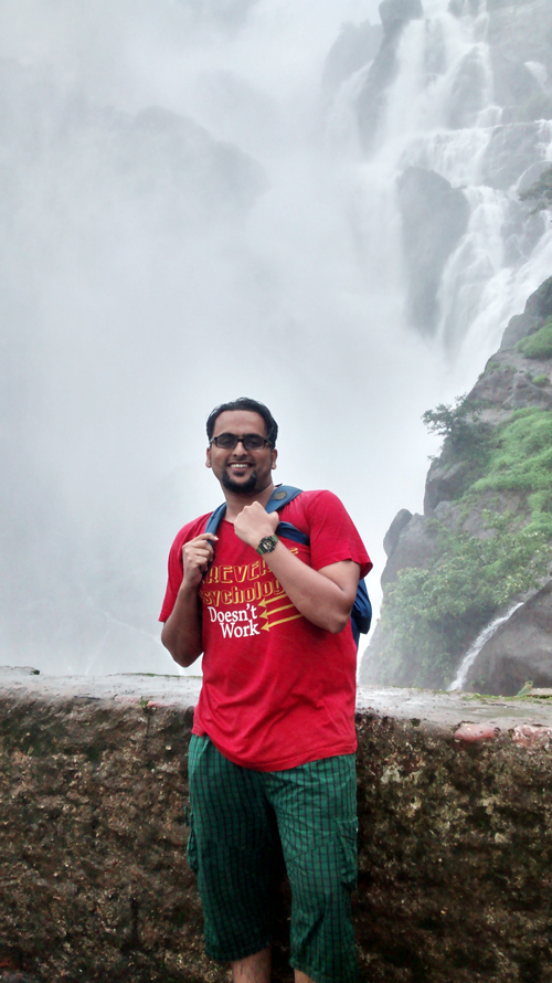 At-the-foot-of-Dudhsagar-Falls