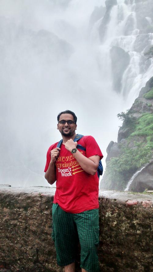 At-the-foot-of-Dudhsagar-Falls