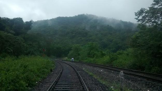 Route towards Kulem