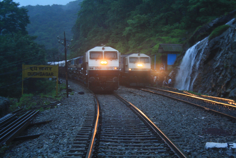 Bhagwan Mahavir Wildlife Sanctuary Goa Dudhsagar Waterfall Trek Gallery Image 2