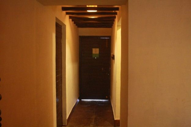 Hotel Doorway
