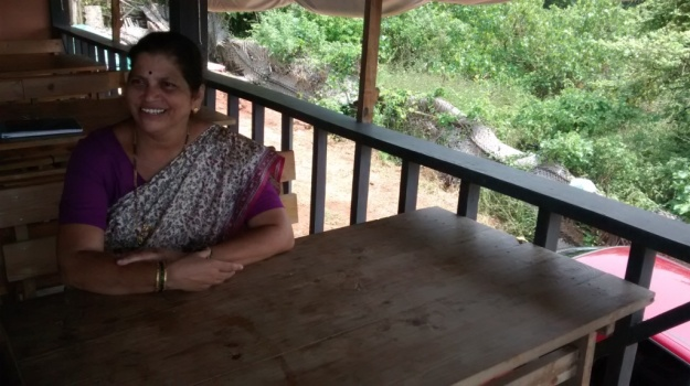 Mrs. Pandit, Golven Resort Owner's Mother