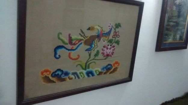 Painting by Nyima Aunty