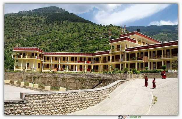 Dagpo Shedrupling Monastery