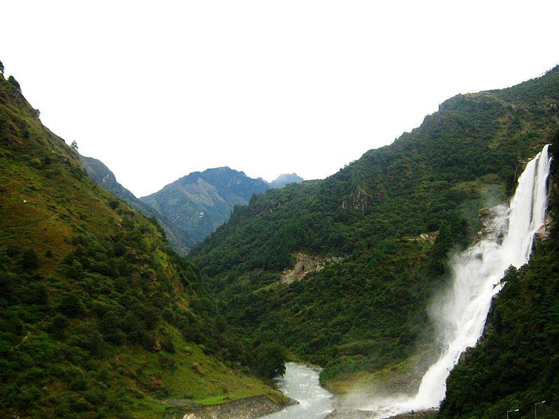 Jang Falls, Arunachal Pradesh, Tawang