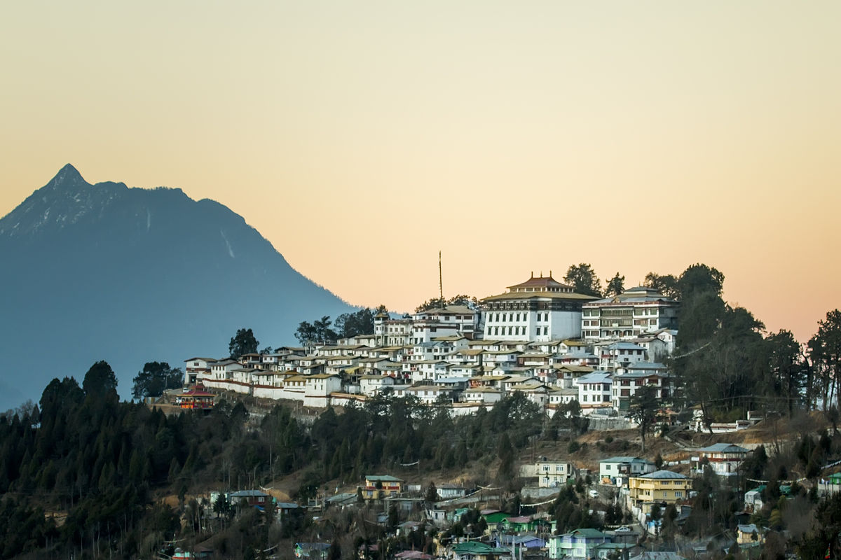 Travel blogger india, srinistuf, Tawang Monastery, Arunachal Pradesh